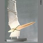 Standing figure - Chablais