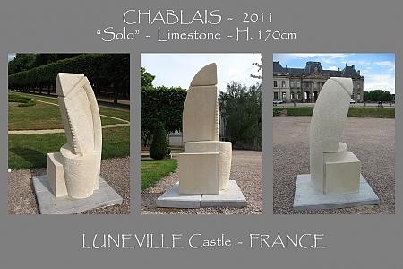 Chablais - 2011. Luneville. FRANCE.