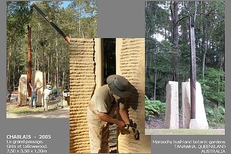 Chablais - 2005. Tanawha. AUSTRALIA.