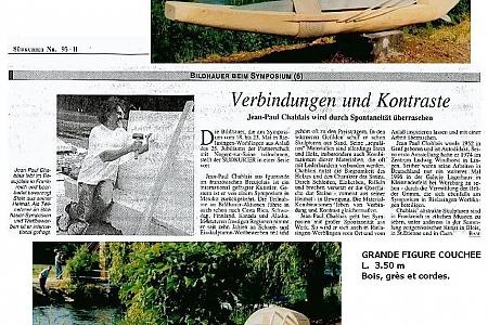Chablais - 1998. Rielasingen. GERMANY.