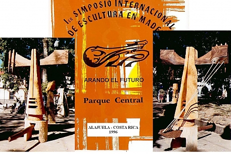 Chablais - 1996. Alajuela. COSTA-RICA.